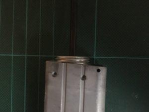 SYSTEMA CO2マガジン ネジ部分